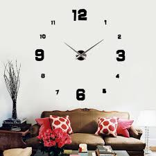 diy wall clock ideas