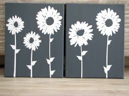 Diy Canvas Art Canvas Art Ideas To Cheer Up The Room Home Furniture And Decor
