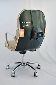 racechairscom office chair. recycled vespa office chairs mercanti italy italian design furniture blog racechairscom chair