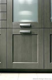 Gray Shaker Cabinet Kitchen Gray Shaker Style Kitchen Cabinets