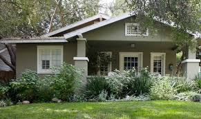 green exterior house paintStucco House Paint Colors