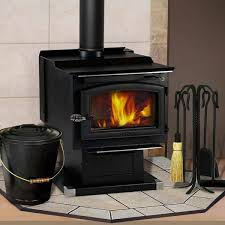 Vogelzang Performer Wood Burning Stove with Blower