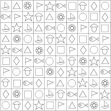 Развитие логического мышления у дошкольника Лабораторная работа Материал распечатанный бланк методики