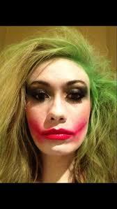 diy joker makeup makeup joker makeup
