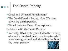 is the death penalty cruel and unusual punishment essays penalty essays caindo gallvro essay violent crimes in school essay essay violent crimes in school acircmiddot essay for capital punishment
