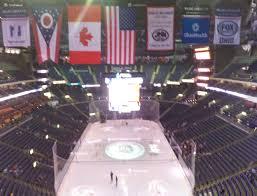 Nationwide Arena Section 210 Seat Views Seatgeek