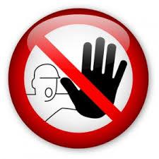 U0026quotNo Trespassingu0026quot Sign  R
