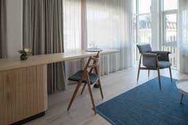 Nordic furniture Scandi John Tong Has Decorated The Rooms With Minimalistic Scandinavian Furniture And Furnishings Bent René Synnevåg Nordicdesign Nordic Light Hotel Todd Saunders Feature Arcspacecom