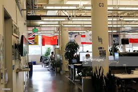 facebook office palo alto. Offices At Facebook Headquarters In Palo : News Photo Facebook Office Palo Alto N