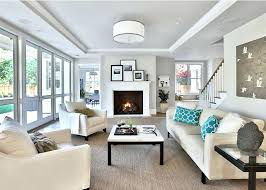 Transitional Living Room Design Simple Decorating
