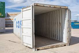 Shipping Container 30 Foot Shipping Container Cleveland Containers