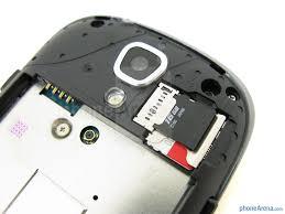 Samsung Galaxy Light Sim Card Samsung Galaxy Stratosphere Ii Review Phonearena