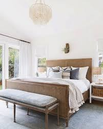 A Tranquil Bedroom Complemented By Natural Elements Like Our Harbour Cane  Bed. #regram Via @mydomaine Featuring Design By @amandabarnesinteriors.