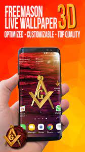 Freemason 3D Live Wallpaper for Android ...