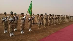 تحية إلى حماة الوطن : شعر سيدي ولد الأمجاد