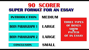 90 Scorer Pte Writing Super Structure Of An Essay Templates Vocabulary Connectors