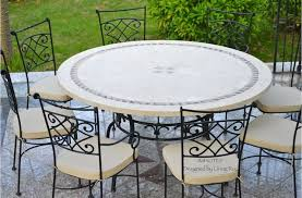 round patio. Table Stunning Round Dining For 6 Small In Patio Tables M