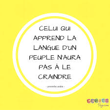 Citations Sur Lapprentissage Des Langues Citation Quotation