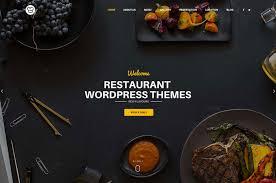 47 Best WordPress Restaurant Themes 2019 - Colorlib