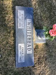 Myrtle Sharp Whitehead (1899-1994) - Find A Grave Memorial