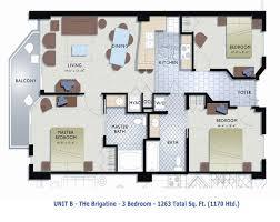 Nice 3 Bedroom Suite 12