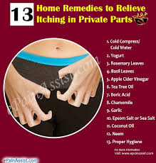 Causes of Itching in Private Parts & 13 Home Remedies to Relieve It