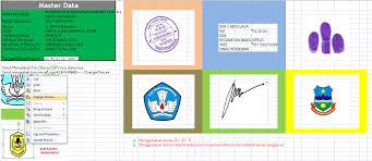 Sekian postingan artikel kali ini tentang aplikasi cetak kartu peserta ujian sekolah/madrasah terbaru dilengkapi foto siswa. Aplikasi Kartu Peserta Dan Pengawas Ujian Kkgbare