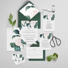 best 25 affordable wedding invitations ideas on pinterest Pink And Green Wedding Invitation Templates printable wedding invitation suite \