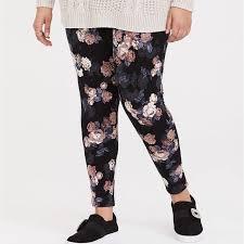 Torrid Full Length Premium Floral Legging 4 26 Nwt