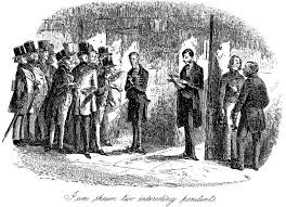 i am shewn two interesting penitents illustration for dickens s  i am shewn two interesting penitents