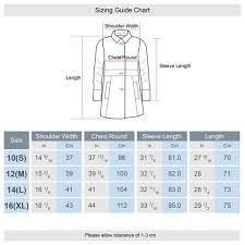 Lee Cooper Size Chart Jackets Lee Cooper Faux Fur Hooded Reversible Jacket Ladies Coats