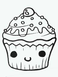 cute cupcake drawing. Wonderful Drawing Easycutecupcakedrawings On Cute Cupcake Drawing C