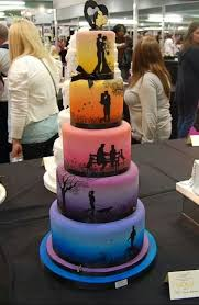 Cake Desserts Cool Wedding Cake Idea Cute Pinterest And Unusual