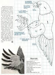 Intarsia Patterns Magnificent American Eagle Intarsia Patterns WoodArchivist