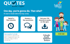 Cheap Life Insurance Quotes New Colorado Health Insurance Fast And Affordable Life Insurance