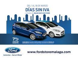 "Garum Motor on Twitter: ""¡Aprovecha los #BlueDays elige tu #Ford y no  pagues el IVA!… """