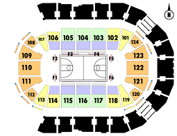 Spokane Arena Hockey Seating Chart The Harlem Globetrotters Ticketswest