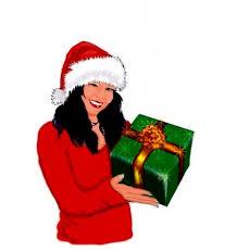 Giving Gifts On Christmas