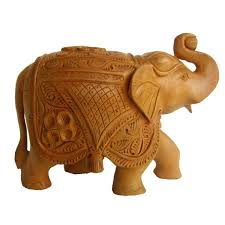 Small Picture Home Decor Handicrafts Wooden Elephants Carved Online