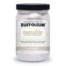 metallic paint home depot. white pearl metallic paint (2-pack) home depot t
