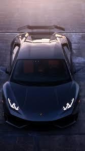 Download Black, Lamborghini Aventador ...