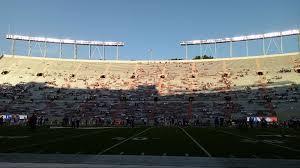 Va Tech Lane Stadium Seating Chart Lane Stadium Virginia Tech Hokies Stadium Journey