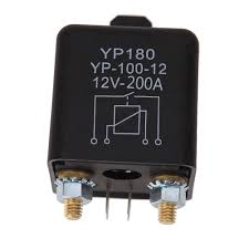 online buy whole automotive relay from automotive relay car truck motor automotive high current relay 12v 100a 2 4w continuous type automotive relay car