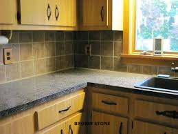 Kitchen Counter Tile Kitchen Bathroom Countertop Refinishing Kits Armor Garage