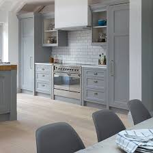 Grey Shaker Kitchen Cabinets Cabinet Doors Light Gray White With