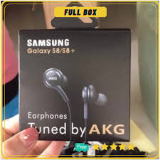 Full Box] Tai Nghe AKG Dây Chống Rối Dùng Được Cho Samsung S8 S9 Note8  Note9 Và Các Dòng Điện Thoại Jack 3.5 Khác