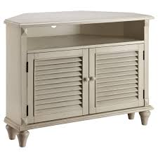 Short Media Cabinet Furniture Showcase Your Tv Using Classy Crate And Barrel Media