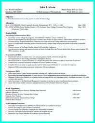 How To Write A Resume For College How To Write A Resume For College Sevte 28