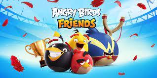 Descargar Angry Birds Friends APK MOD (Unlimited Boosters) 2021