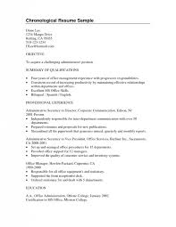 resume summary examples for students best resume collection